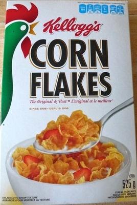 Corn flakes en el embarazo